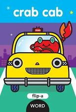 Crab Cab: Flip-a-Word