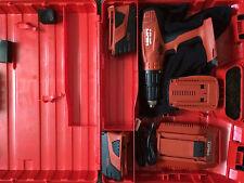 Hilti Tool Case for SFH 22-A, SF 22-A, SFC 22-A, SFH 14-A, SF 14-A