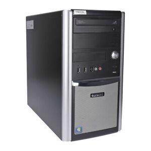 EXONE-Business-64216-Mini-Tower-PC-Intel-Pentium-Dual-Core-E6700-3-2-Ghz-DVD-LW
