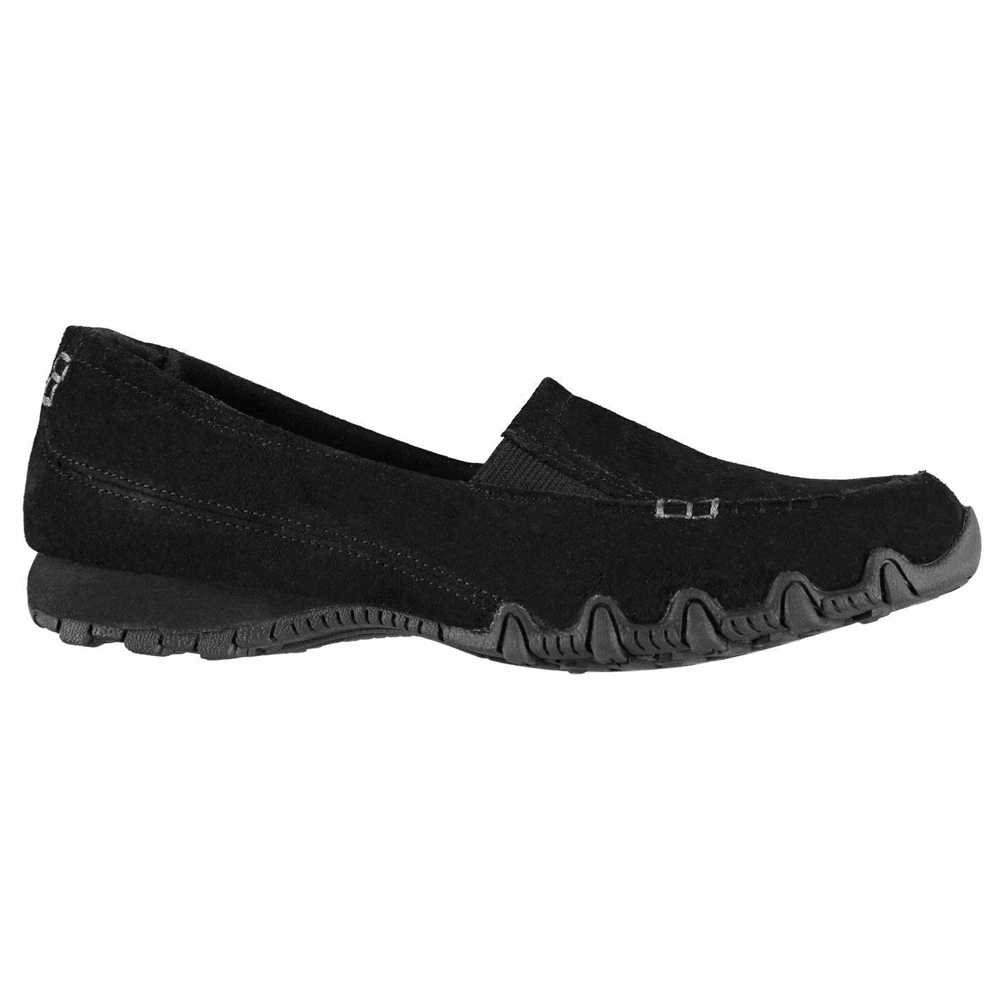 Skechers Bikers Slip Femme Everyday chaussures