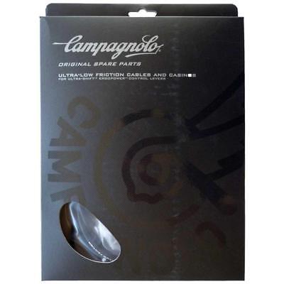 Campagnolo Pièces de rechange d/'origine Cycle Frein Et Gear Câble Noir Set carton