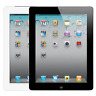 Apple iPad 4 32GB Verizon GSM Unlocked Wi-Fi + Cellular - Black & White