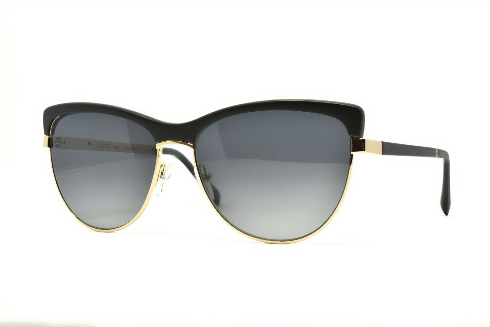 Gold and Wood Sunglasses ALTAIS 04 58-15-130 New Authentic - retail