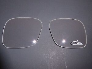 ceb0b5a508db NEW Rare Cazal 607 Clear Demo Replacement Lenses with Cazal Logo ...