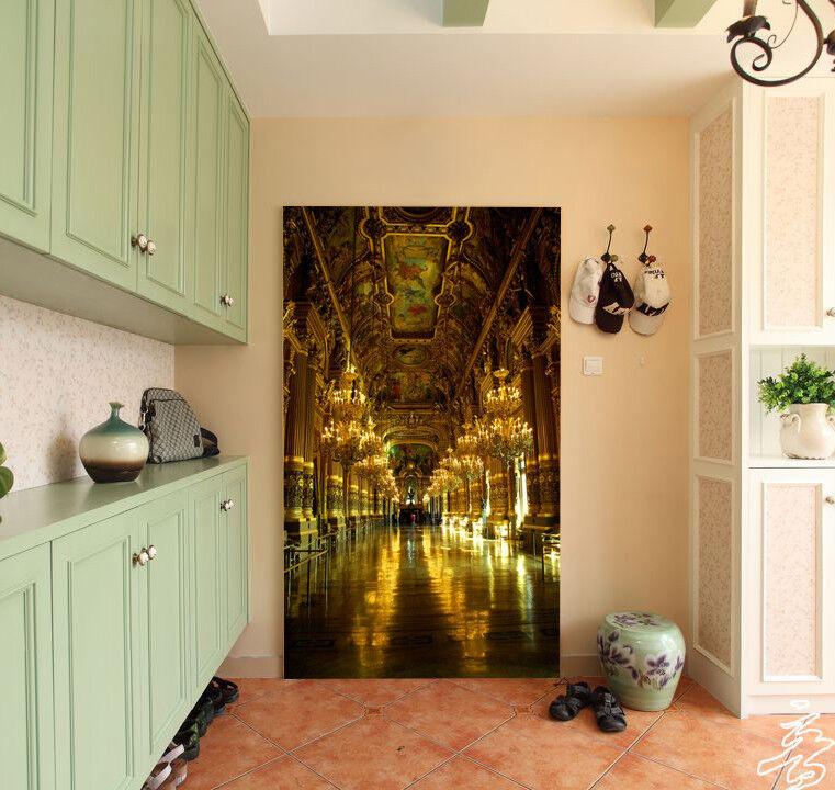 3D Pariser Oper Lobby 55 Tapete Tapeten Mauer Foto Familie Tapete Wandgemälde