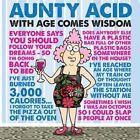 Aunty Acid: With Age Comes Wisdom by Ged Backland, Backland Studio (Hardback, 2014)