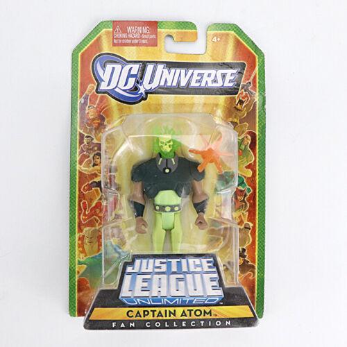 DC Universe Justice League  CAPTAIN  ATOM FAN COLLECTION R5903