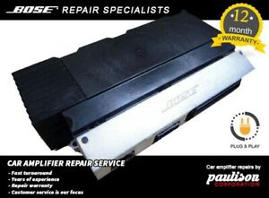 Details about OEM AUDI Q7 A8 A6 TT BOSE AMPLIFIER REPAIR SERVICE 1 YEAR  WARRANTY