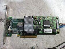 LSI MegaRAID SATA/SAS 9260CV-4i 6Gb/s PCI-E2.0 Raid Contoller Card With Battery