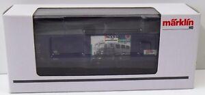 Maerklin-H0-48511-Maerklin-Magazin-Jahreswagen-2011-NEU-NEW-unbespielt