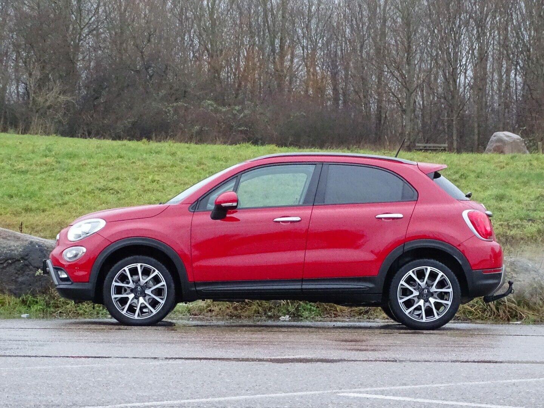Fiat 500X 1,4 M-Air 140 Cross Plus Traction+ - billede 2