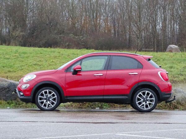 Fiat 500X 1,4 M-Air 140 Cross Plus Traction+ billede 2