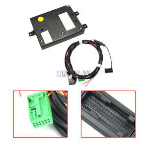 For-VW-Radio-RCD510-New-9w2-Bluetooth-Module-Harness-Microphone-1K8035730D