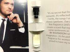 Ad14 15ml edp michael buble by invitation fragrance sample for by invitation michael buble eau de parfum perfume fragrance for her women 15ml stopboris Choice Image