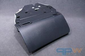 Audi-A6-4F-C6-Ablagefach-Handschuhfach-Schwarz-1-DIN-4F1857035AH-6PS-Schwarz-K1