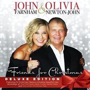John-Farnham-amp-Olivia-Newton-John-Friends-For-Christmas-Deluxe-New-CD