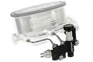 Wilwood Master Cylinder Mounting Bracket Kit with Proportioning Valve 260-13190
