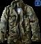 Brandit-m65-standard-2in1-caballeros-otono-invierno-chaqueta-Parka-chaqueta-militar-nuevo miniatura 7