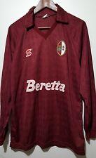 Maglia calcio Torino Abm vintage 91/93 shirt camiseta soccer Torino Abm n 10