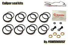 Ducati 999R 999 R 2003 03 Brembo Radial front brake caliper seal kit