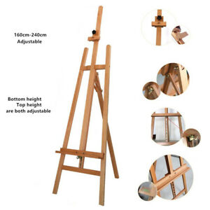 Beech Wood Easel Artist Easels Display Stand Art Painting