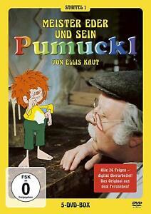 5-DVDs-MEISTER-EDER-UND-SEIN-PUMUCKL-STAFFEL-1-26-FOLGEN-HD-Rem-NEU-OVP