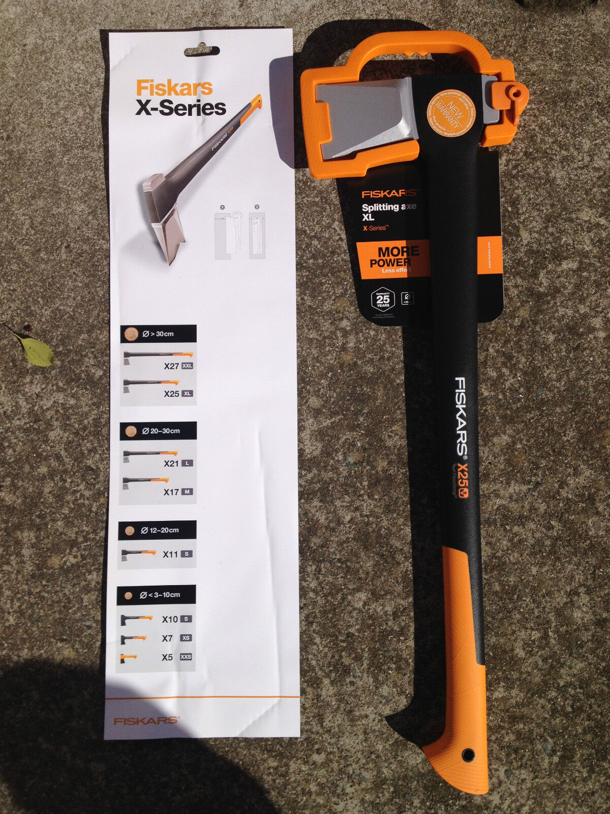 Authorized Fiskars 28