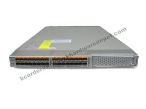 Image is loading Cisco-N5K-C5548UP-FA-Nexus-5548-UP-Chassis-