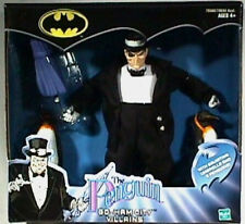 "Batman 9"" Penguin Target Exclusive Doll With Cloth Outfit By Hasbro (MISB)"