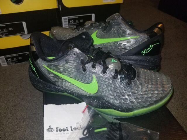 lower price with 11d4f 837d8 Nike Kobe 8 System SS Size 10 Christmas BNIB DS w  Rare LA Nike Vault