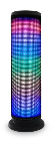 LED fiesta Bluetooth altavoces radio Box USB SD AUX mp3 Player batería discado