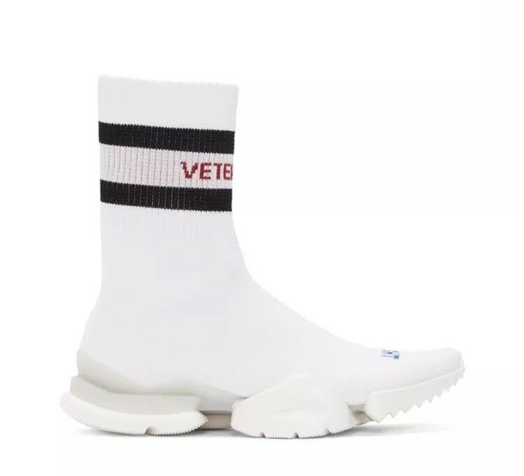 Vetements Reebok Sock Runner Pump Crew Blanc Homme Taille 8.5 - CN3308