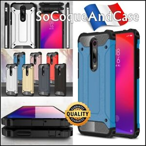 Etui-Coque-housse-Shockproof-Hybride-Case-Cover-Xiaomi-Mi-9T-Redmi-K20-K20-Pro
