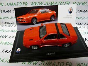 MAS46S-voiture-1-43-LEO-models-MASERATI-SHAMAL-1990