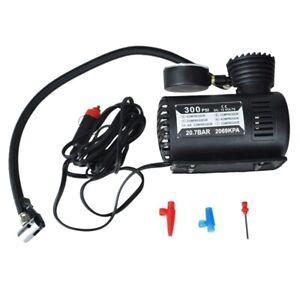 12v-Voiture-auto-Pompe-electrique-Compresseur-d-039-air-Portable-300-PSI-Gonfle-A8K2