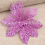 Glitter-Xmas-Hollow-Flower-Christmas-Tree-Hanging-Ornament-Party-Home-Decor thumbnail 25