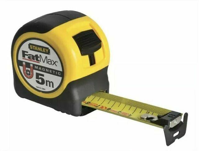 STANLEY FATMAX 5m METRIC TAPE MEASURE 3.3m STANDOUT