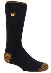 cbb1e6a3e3b8c Heat Holders - Homme hiver chaudes renforcées chaussettes de travail ...