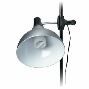 Details About The Daylight Company 32w Cfl Artist Studio Clip On Lamp E27 Edison