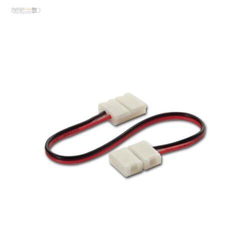 5 x Verbindungskabel 15cm für SMD LED Stripe Streifen Verbinder Schnellverbinder