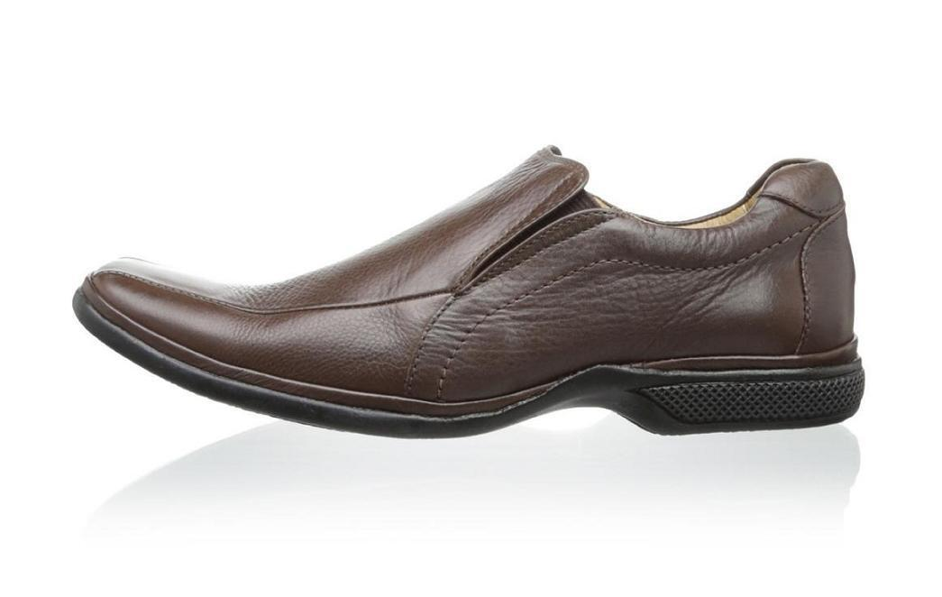 Kenneth Cole REACTION Take In Stride Uomo's Pelle Slip-on Loafers  118 NEW 11.5