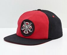 1acacee52d0 INDEPENDENT x THRASHER PENTAGRAM (BLACK RED) SNAPBACK HAT CAP BRAND NEW w