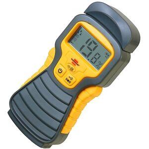 Brennenstuhl-Feuchtigkeits-Detector-MD-Holzfeuchtemesser-Feuchtigkeitsmesser-NEU