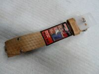Craftsman 2 Leather Work Belt 29 - 46