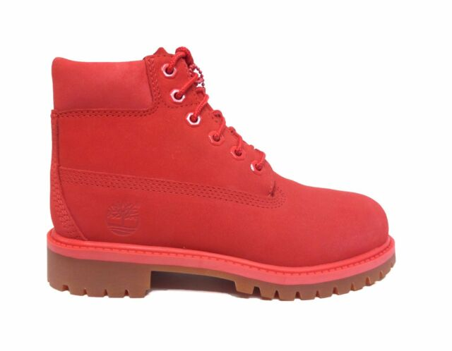 091711840a85 Timberland 6 Inch Premium Little Kids BOOTS Pink Tb0a1kff 2.5 for ...