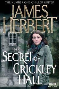 James-Herbert-The-Secret-de-Crickley-Hall-Tout-Neuf-Livraison-Gratuite