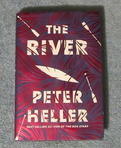 The River by Peter Heller (Hardcover, 2019) Wilderness Survival