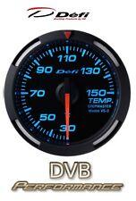 Defi Racer 60mm Car Oil Temperature Gauge - Blue - JDM Style Stepper Motor