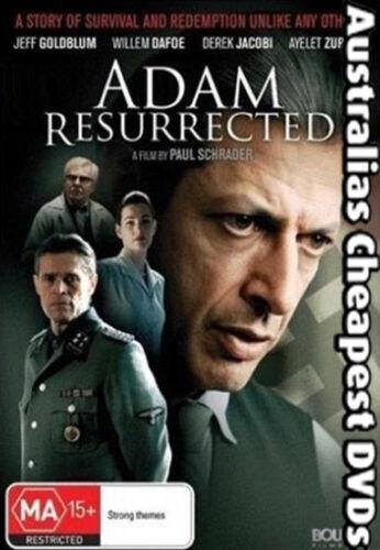1 of 1 - Adam Resurrected DVD NEW, FREE POSTAGE WITHIN AUSTRALIA REGION 4
