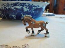 Hagen Renaker Horse Citation Figurine Miniature Collect New Free Shipping 00011